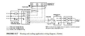 heating circuits field wiring hvac machinery hvac licensing exam study guide 0150