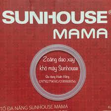 Chỉ 25,000đ - Dao xay cối khô hay cối sinh tố máy xay Sunhouse SHD5111 5112  5115