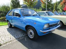 Car Show Outtakes: 1974 Opel Ascona A and 1977 Opel Kadett C ...