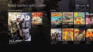 Cover App Windows Cover Comic Reader For Windows 8 And 8 1