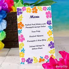 Pi Tropical Party Invitation Good Hawaiian Theme Party Invitations