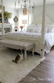 chalk painted bedroom furnitureThe 25 best Chalk paint bed ideas on Pinterest  Bed frames Farm