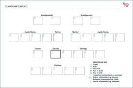 Free Genogram Template Image Family Health History Template Maker Free Online What Is