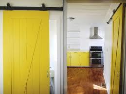 paint barn doors in house