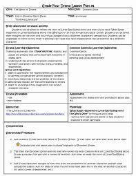 Lesson Plans For Preschool Teachers Best Of Plan Template Resume