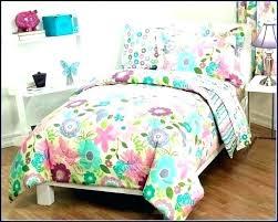girl toddler bedding set twin bed for girls sets little