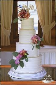 Bakery Wedding Cakes Picture Wedding Cake 48 Modern White