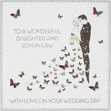 to a wonderful daughter & son in law large handmade wedding card Handmade Wedding Cards For Daughter And Son In Law to a wonderful daughter & son in law large handmade wedding card bly27 tilt art Anniversary Son and Daughter in Law