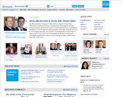 Schweb Design The Schweb Charles Schwab Intranet Digital Workplace Group