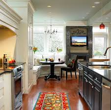 amusing create design office space. View In Gallery Shape A Small Dining Space The Kitchen Corner [Design: Sky Is Amusing Create Design Office C