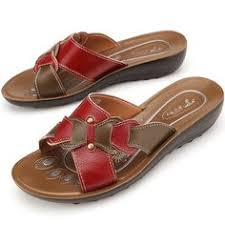 Josef Seibel Catalonia 44 Slide-On Leather <b>Sandals</b>