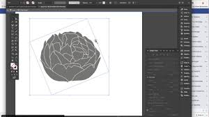 How To Image Trace A Png Object In Illustrator Youtube