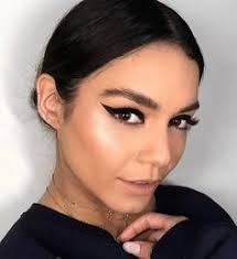 vanessa hudgens looked flawless at elton john s oscars viewing party on feb 26 with a sleek hairstyle and perfect cat eye makeup