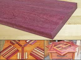 purple heart wood furniture. Woodworkers Source E Mail Newsletter Purple Heart Wood Flooring Furniture O