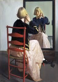 Kenneth Forbes - The Earring | Walker art, Canadian art, Mirror ...