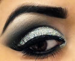 tutorials golden eyes gold smokey eye makeup photo 3