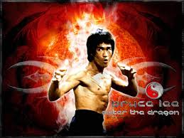 bruce lee wallpaper probably containing anime led bruce lee