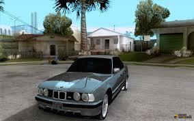 BMW 3 Series bmw m5 1990 : 1990 BMW M5 E34 for GTA San Andreas