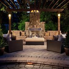 modern outdoor chandelier