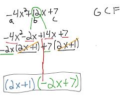 Ac Method Showme Factor Ac Method