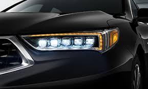 2018 acura sport. simple acura led headlights on black 2018 acura tlx sedan for acura sport