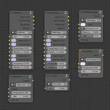Pbr Roughness Chart Pbr Metal Roughness Nodes For Cycles Blender Tests