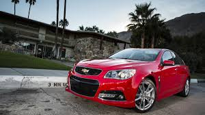 2015 Chevy SS Sedan review notes: A stock car for the road | Autoweek