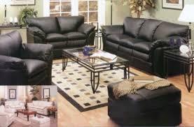 Living Room Black Living Room Furniture Sets Modern Black Living