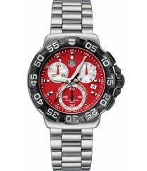 tag heuer formula 1 cah1112 ba0850 wrist watch for men original tag heuer formula 1 cah1112 ba0850 red chronograph men s swiss watch