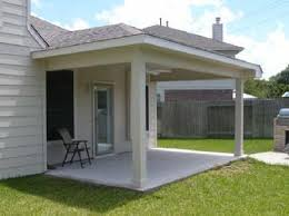 patio covering options small home