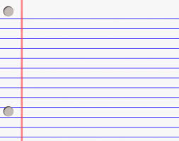 free lined paper template lined paper backgrounds for powerpoint education ppt templates