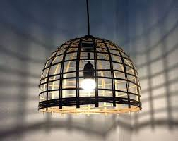 full size of hanging basket pendant light lamp shade wood fixtures handcrafted wicker bamboo lighting excellent
