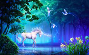 Magical Unicorn Wallpapers - Top Free ...