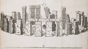 Stonehenge Designs Cards Inigo Jones And The Ruins Of Stonehenge The British Library