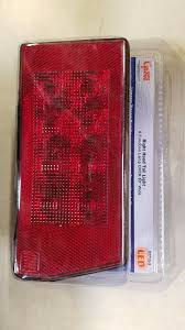 Ez Loader Trailer Light Bulb Replacement Red Grote Submersible Led 6 Function Right Hand Tail Light Model 52712 5