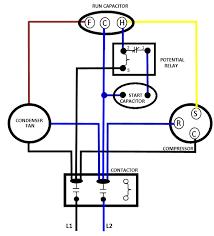basic ac wiring basic image wiring diagram ac home wiring ac wiring diagrams on basic ac wiring