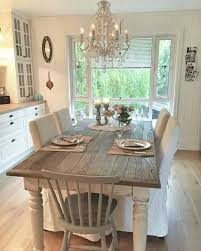 image result for beautiful elegant shabby chic dining room