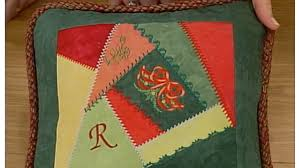 How to Create Crazy Quilts & Bobbin Work &  Adamdwight.com