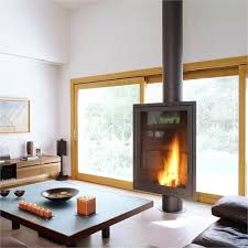 standalone gas fireplace contemporary freestanding fireplace from free  standing gas heaters prices .