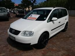used volkswagen touran cars for sale in western cape on auto trader