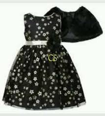 Details About Nwt 56 Tod Girls Youngland Christmas Black Gold Sparkle Dress Capelet Sz 2t