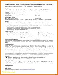 Mechanical Engineering Resume Templates Lovely Mechanical Engineering Resume Templates Best Templates 67