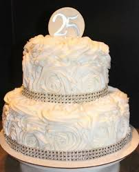 Image Result For 25th Anniversary Cake Parents 25th 25th Wedding