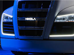 2018 tesla semi truck. unique truck nikola motor company hydrogen truck unveiling preview  business insider to 2018 tesla semi