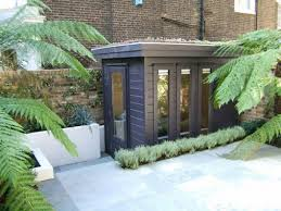 office garden. Mini Garden Office (1) With Green Roof 2.5m High H