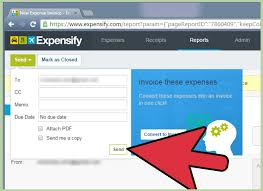Send Invoices How To Create And Send Invoices Via Expensify 24 Steps 13