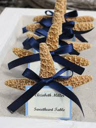 destination beach wedding favors formulas the sense of sea in