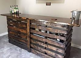 diy pallet patio bar. Diy Pallet Bar Patio