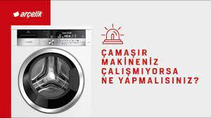 Çamaşır Makineniz Çalışmıyorsa Ne Yapmalısınız? - YouTube
