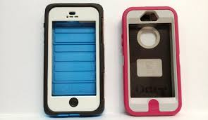 Otterbox Comparison Chart Review Otterbox Defender And Armor Series For Iphone 5 5s